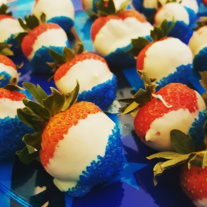 Party Strawberries