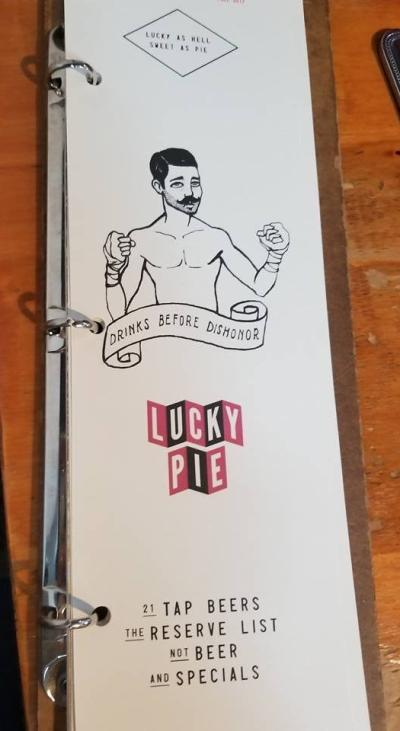 Lucky Pie